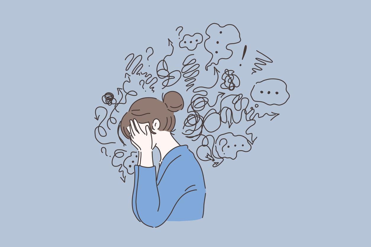 Ansiedade: 22 sintomas físicos e psicológicos e teste online | Zenklub