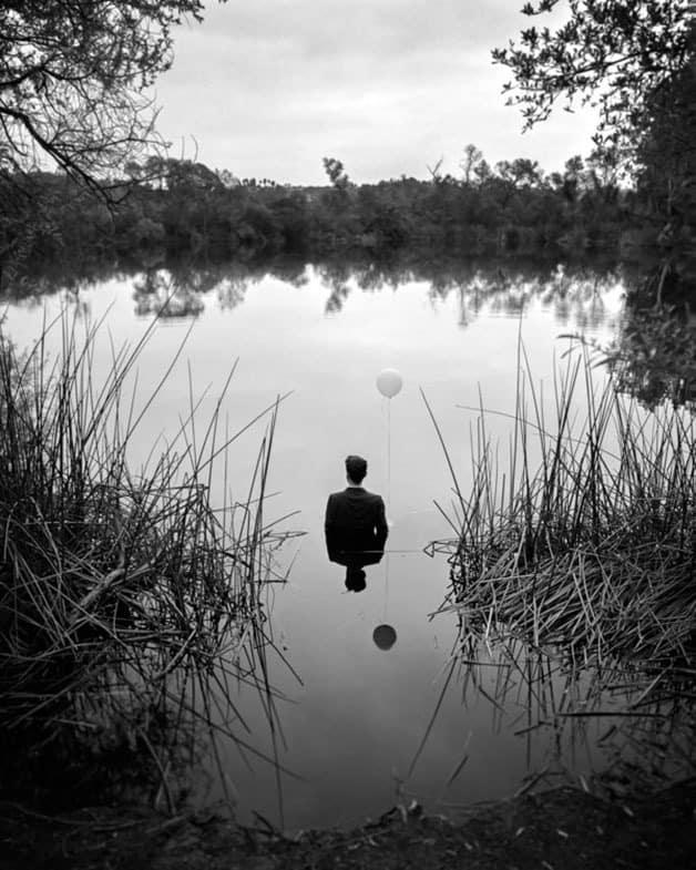 Projeto de fotógrafo americano mostra como é conviver com a depressão