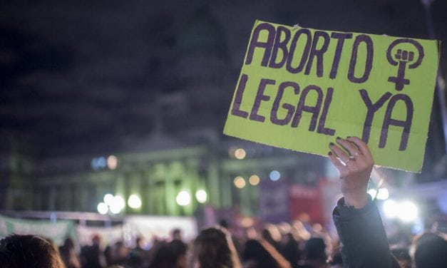 Precisamos falar sobre aborto e o que aconteceu na Argentina