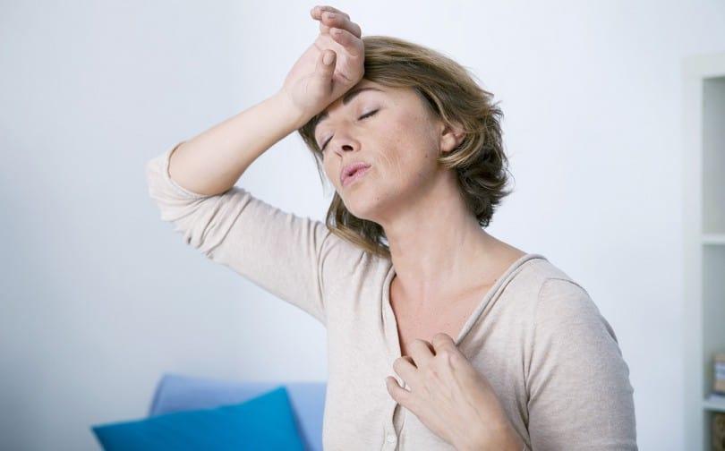 Menopausa Calor